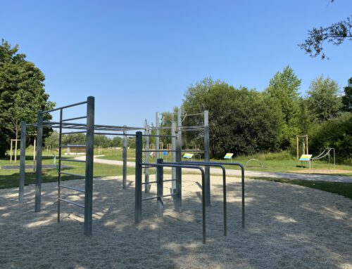 Calisthenics in Bogenhausen